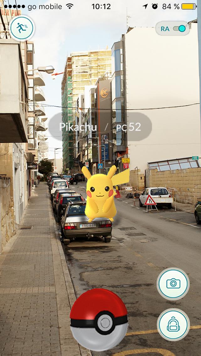 Pokemon Go Malta
