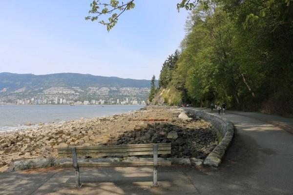 Seawall Vancouver