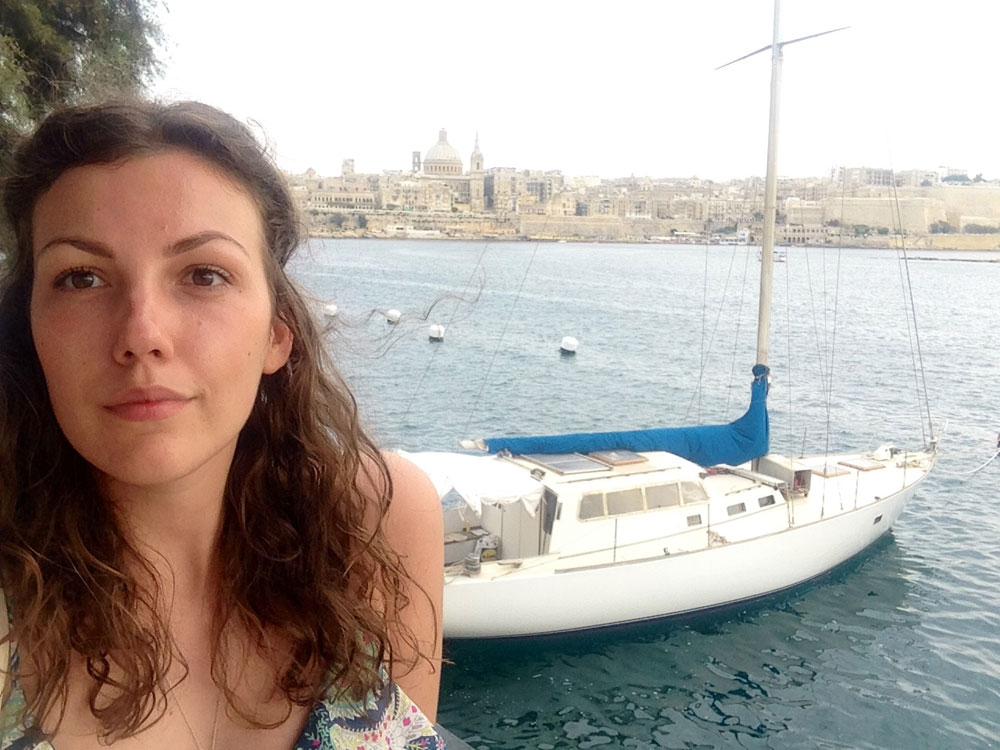 Наша студентка из России рассказала об изучении английского на Мальте
