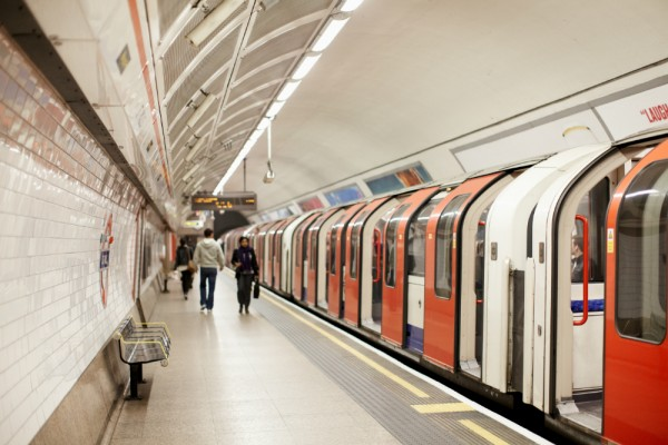 London subway