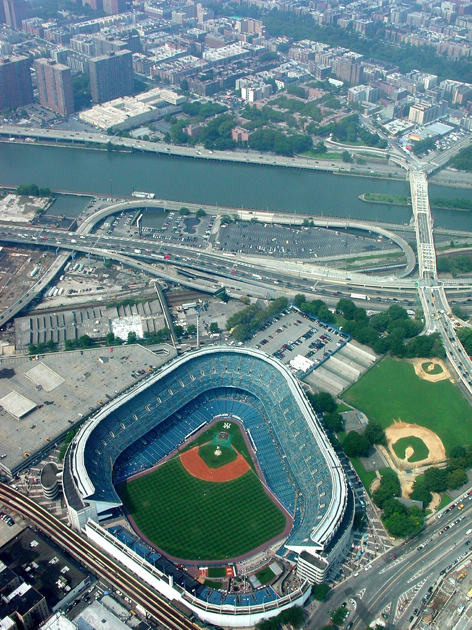 Baseball Stadium New York