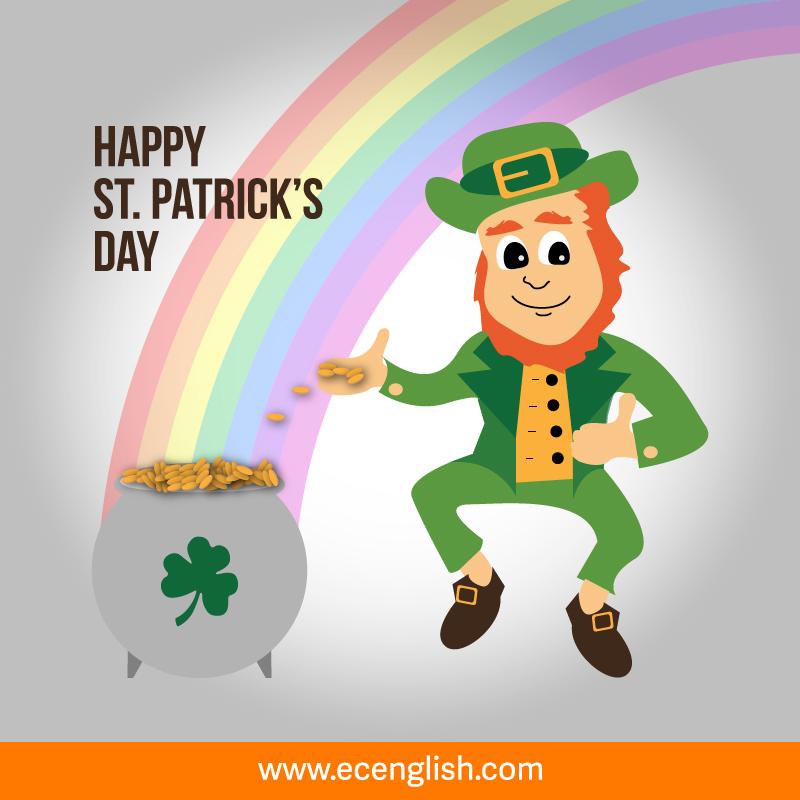 St Patrick's Day, EC