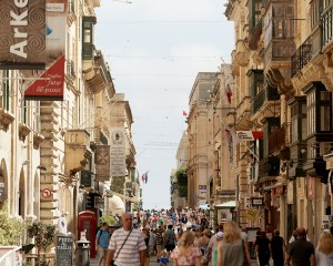 Republic Street, Valletta