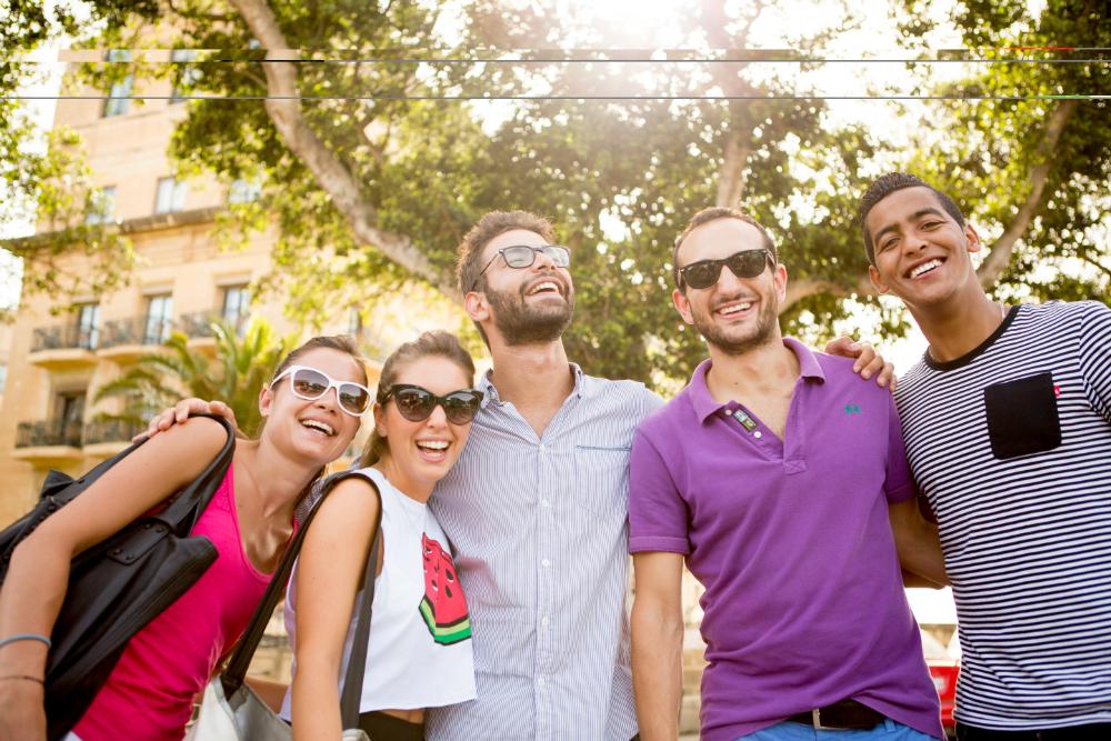 10 cose che fanno felice uno studente d'inglese