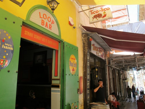 Loop Bar, Valletta