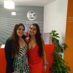 Ana and Camila
