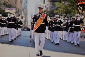 Columbus Day Parade 1