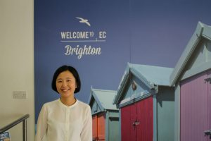 EC Brighton Chiayin Tsai