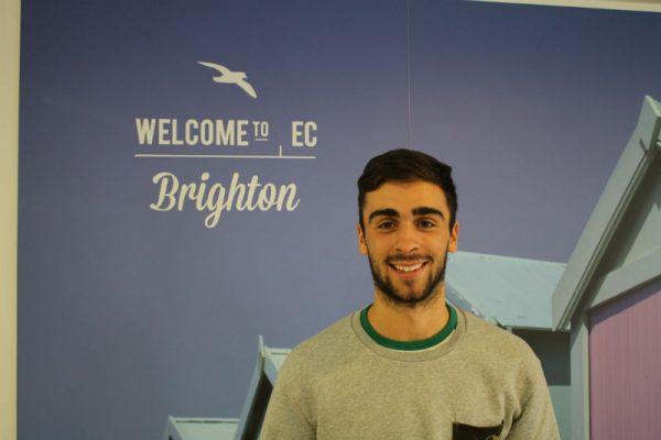 EC Brighton Gonzalo Hernandez Lopez-Sors