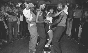 Music Venue 70's Disco