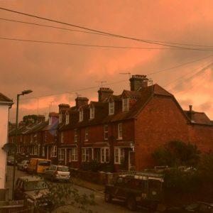 Brighton Red Sky EC