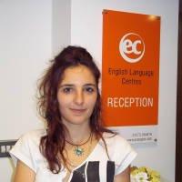 Sara Kuonen EC Brighton