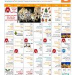 EC Brighton Activities Calendar