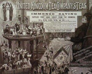 EC Brighton Tea Advert