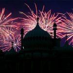Pavillion Fireworks EC Brighton