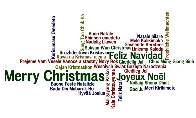 Buon Natale Meaning In English.Merry Christmas From Everyone At Ec Brighton