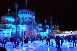 Royal Pavilion Ice Rink EC Brighton