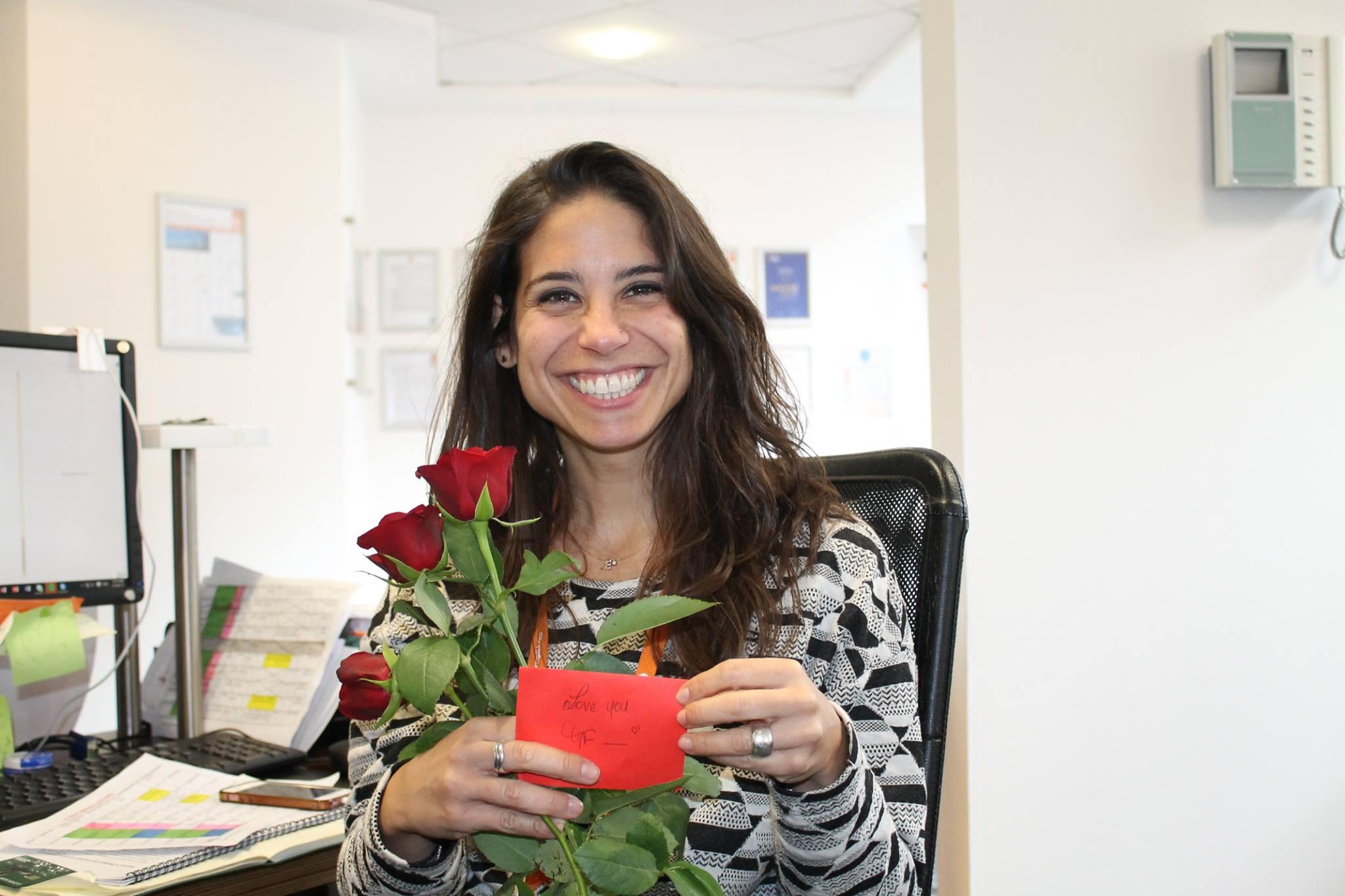 Valentines Rose 4 English Courses in Brighton