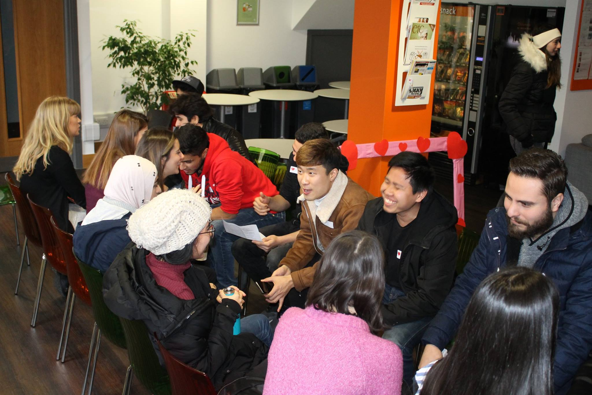 Speed Dating 4 English Courses in Brighton