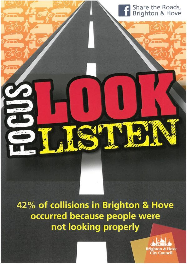 Focus Look Listen EC Brighton