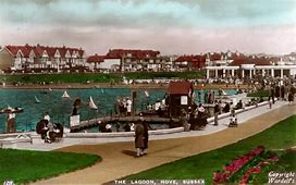 Old Hove Lagoon English Courses in Brighton