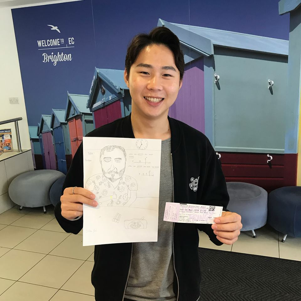 Drawing Competition Winner 1