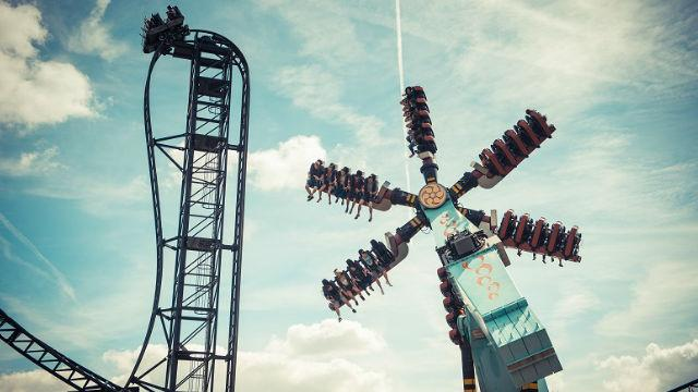 Roller Coaster EC Brighton