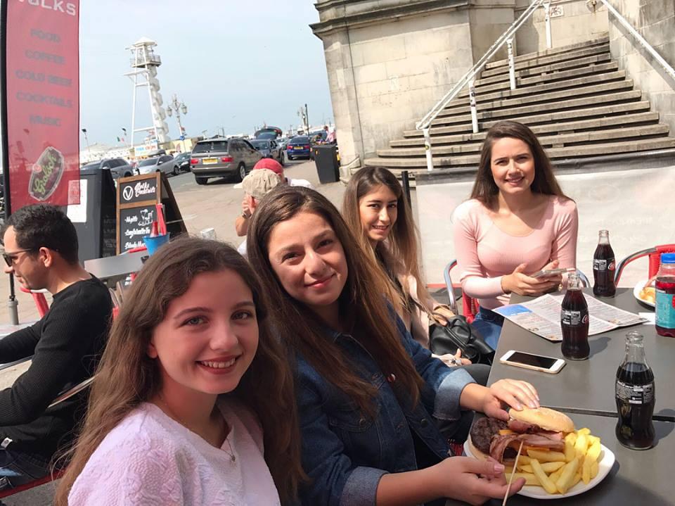 New Students 1 EC Brighton