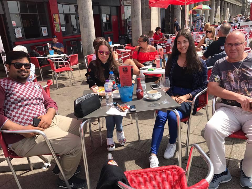 New Students 2 EC Brighton