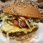 Martins burger 1 EC Brighton