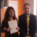 Caterina - Intensive English Course in Cambridge