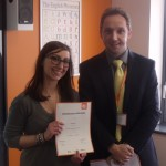 Alessia - FCE course at EC Cambridge