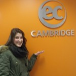 Teresa from Italy talks about her Intensive English Course
