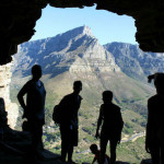 EC Cape Town students on an excursion