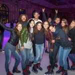 ESOL UK courses students Ice Skating