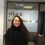 student at EC English school in London