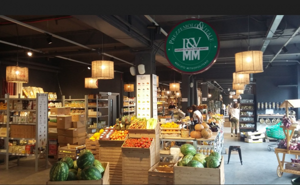 Food Markets after ESL courses in London