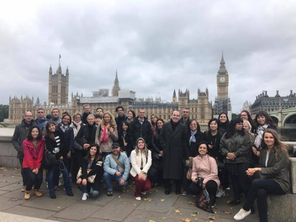 Great Weekend Experience for EC London English Language Students