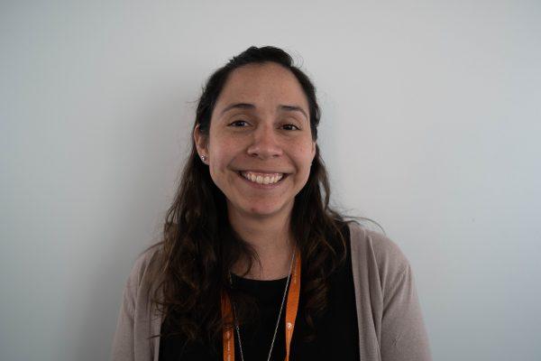 EC Malta student, Lorena
