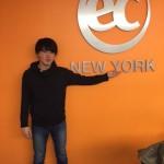 Kazuki's EC NY testimonial