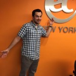 Kevin from Switzerland improved his English at EC New York