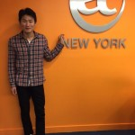 Heejong Improves his English at EC NY