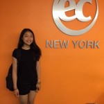 Vita improves her English at EC NY