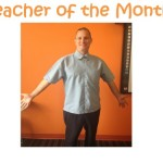 Ian's excellent teaching skills and his dedication to help EC Miami students learn English gave him the Teacher of the Month Award