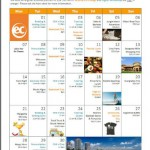 All activities and classes planned for EC Miami in September