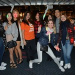 Zelal, EC Miami's Student Ambassador, led the Dance Cruise activity two weeks ago