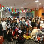EC Miami Celebrates Halloween 2017.