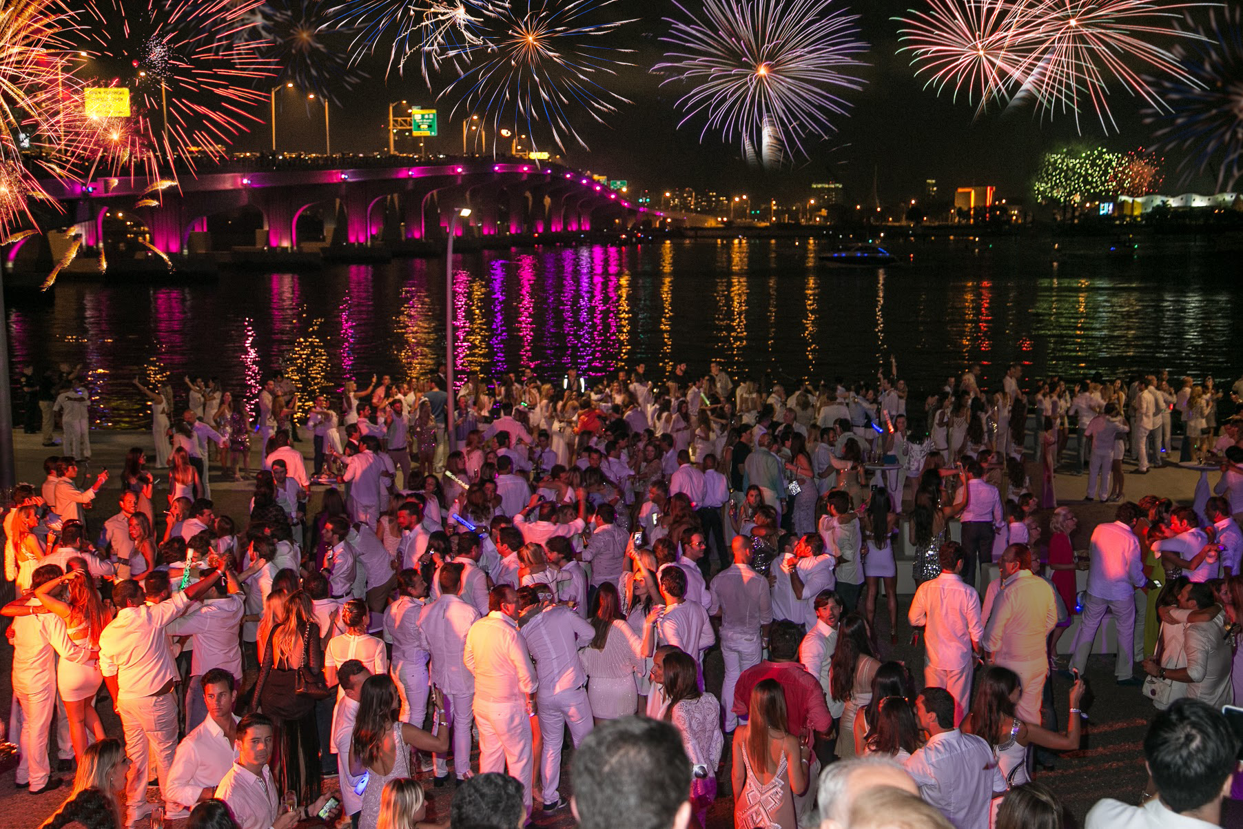 What to do for New Year in Miami