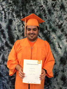 Elm Board Guard Graduate: Saif