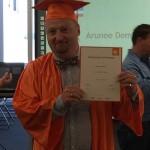 Aleksandr studied at EC San Francisco